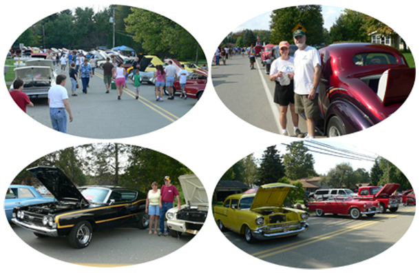 Applefest Car Show